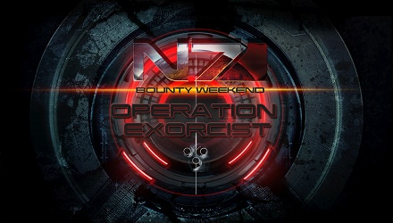 Mass Effect 3: evento multiplayer Operation Exorcist nel weekend