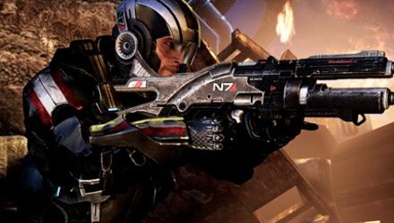Mass Effect 3 nello spazio