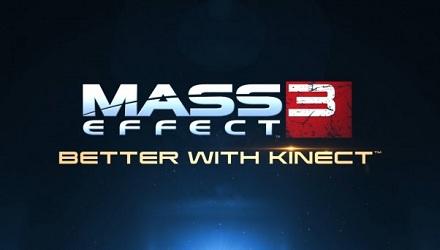 Mass Effect 3: nuove funzionalità Kinect in arrivo?
