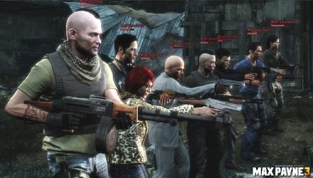 Max Payne 3: i vincitori del concorso che presteranno il loro volto al gioco