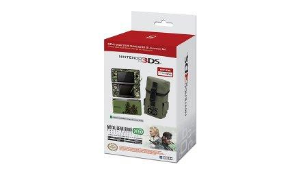 Metal Gear Solid Snake Eater 3D, ecco gli accessori