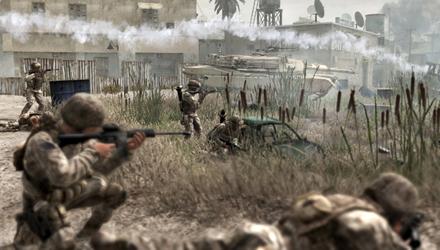 Modern Warfare 3: Liberation e Piazza arrivano su PS3
