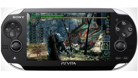 Monster Hunter su PlayStation Vita nel 2012?