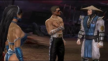 Mortal Kombat annunciato per PlayStation Vita