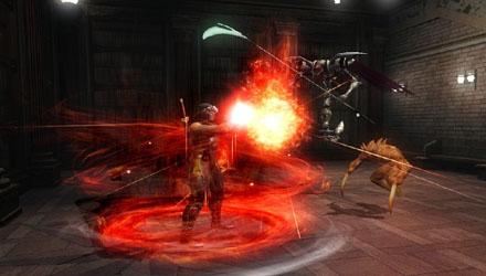 Ninja Gaiden Sigma Plus su PS Vita al lancio in occidente