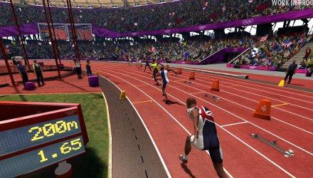 Olimpiadi 2012, videogioco ufficiale con supporto a Kinect e Move