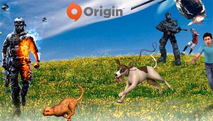 Origin Spring: sconti di primavera sullo store EA