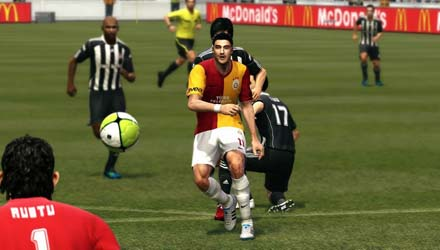PES 2012 disponibile su OnLive