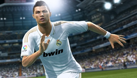 PES 2013, la parola a Cristiano Ronaldo
