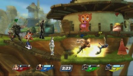 PlayStation All-Stars Battle Royale confermato da Sony