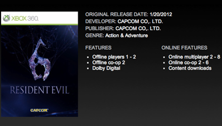 Resident Evil 6: prime notizie sul multiplayer?