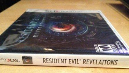 Resident Evil: Relevations e l'errore sulla copertina