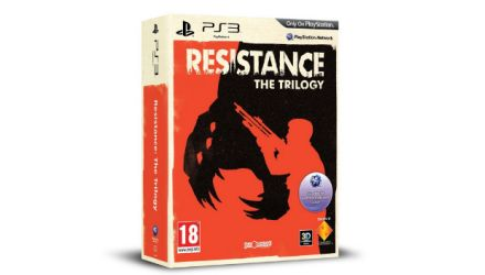 Resistance: The Trilogy in Europa dal 16 maggio