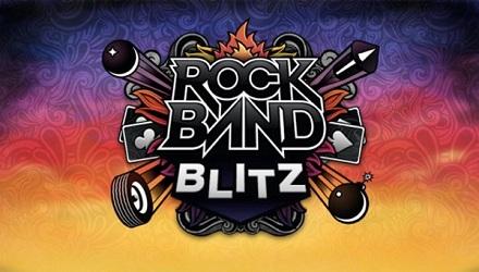Rock Band Blitz annunciato da Harmonix
