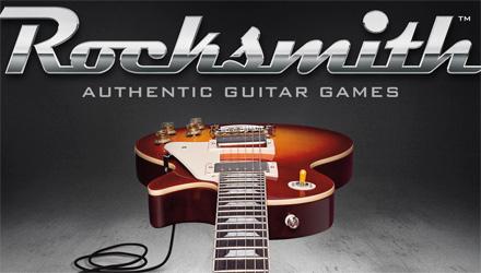 Rocksmith: uscita in Europa fissata per settembre