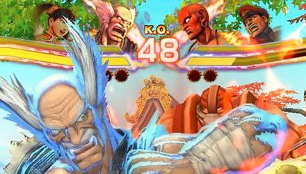Street Fighter X Tekken, confermati Ling Xiaoyu e Bison