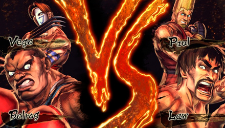 Street Fighter X Tekken: video e immagini per i nuovi lottatori