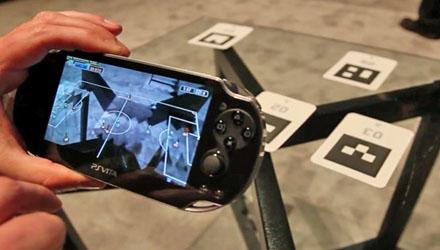 Table Soccer: la realtà aumentata scende in campo su PS Vita