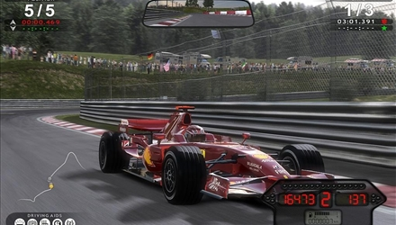 Test Drive: Ferrari Racing Legends, dettagli e data