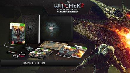 The Witcher 2, svelata la Dark Edition su Xbox 360