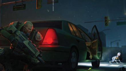 XCOM: Enemy Unknown svelato da Game Informer