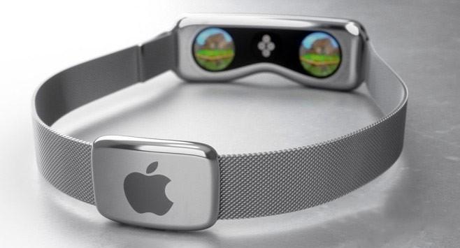 Prototipo Apple Glasses