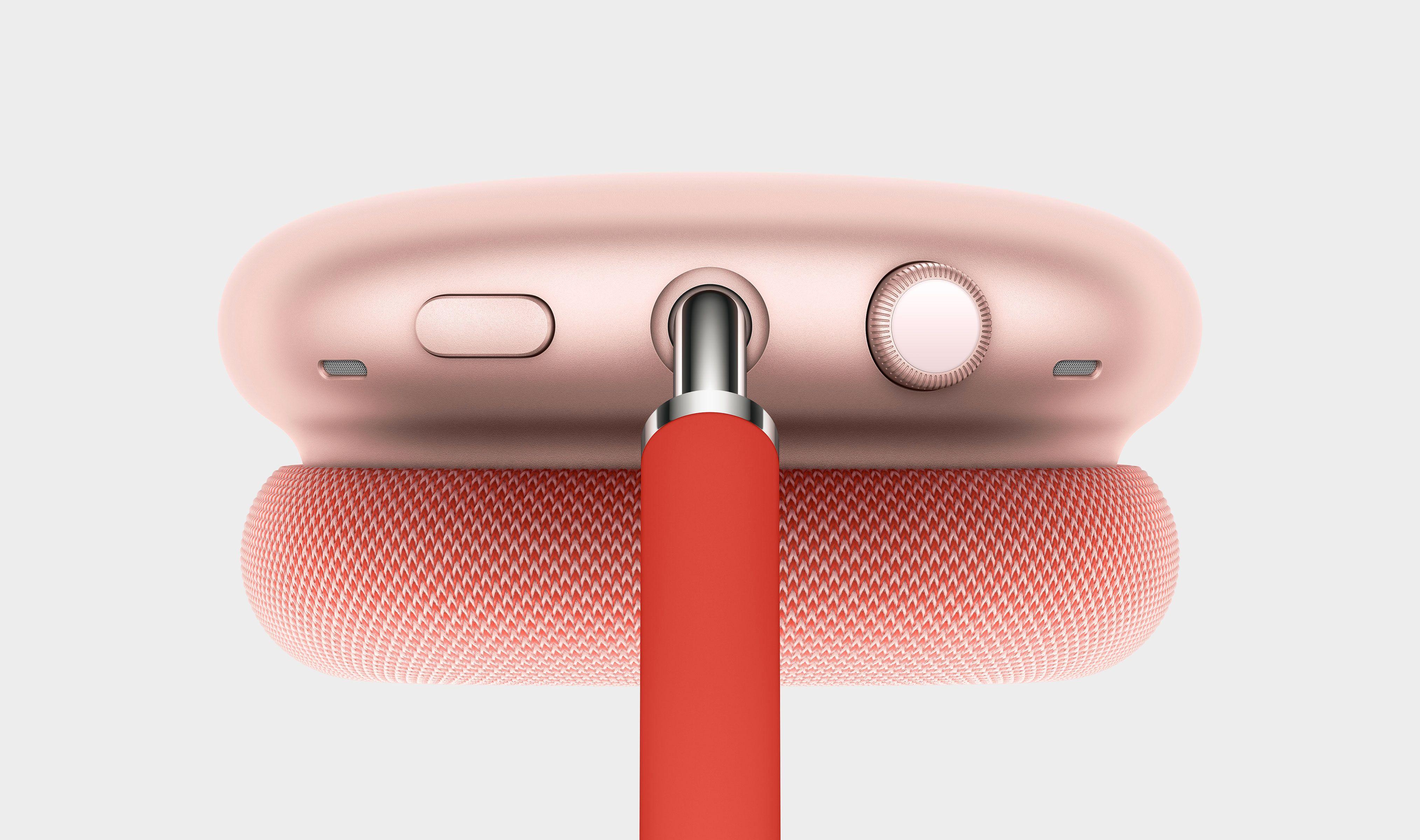 AirPods Max - Corona Digitale per Play/Pause