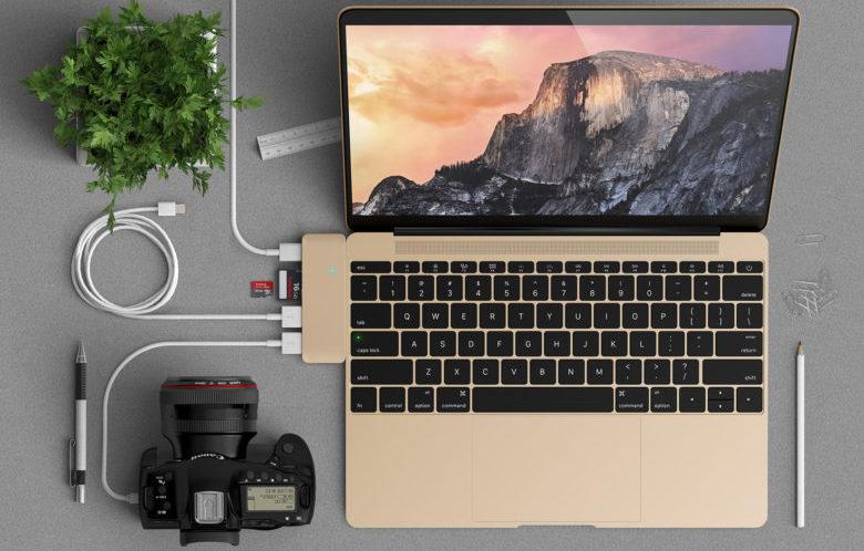 adattatore multiporta USB-C MaBook Air