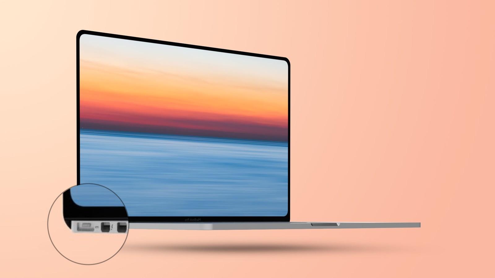 MacBook Pro 2021 -MagSafe