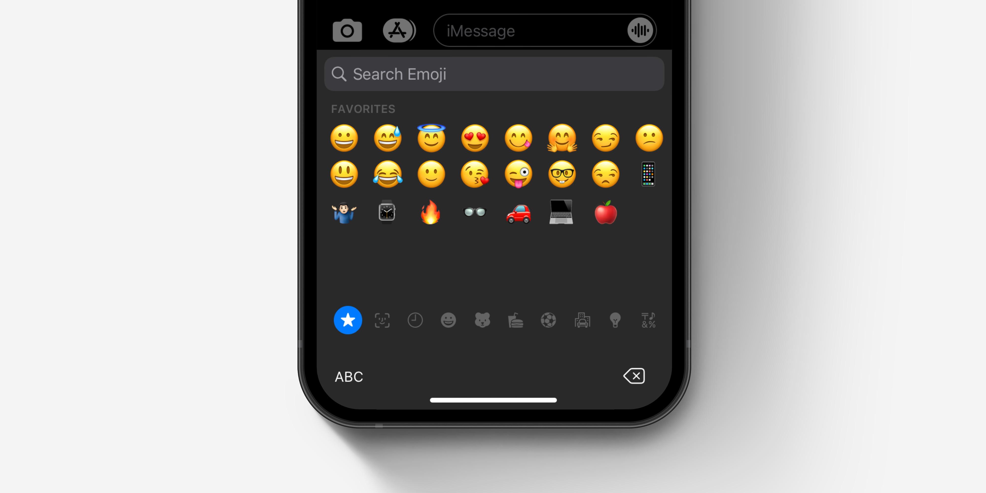 Emoji Preferiti