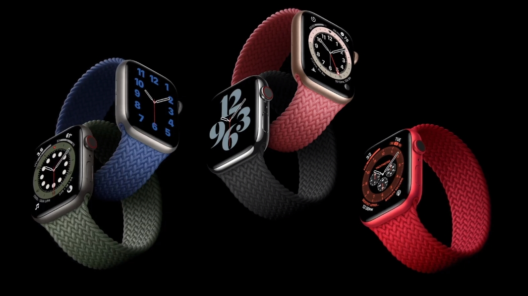 Apple Watch 6 a Rate