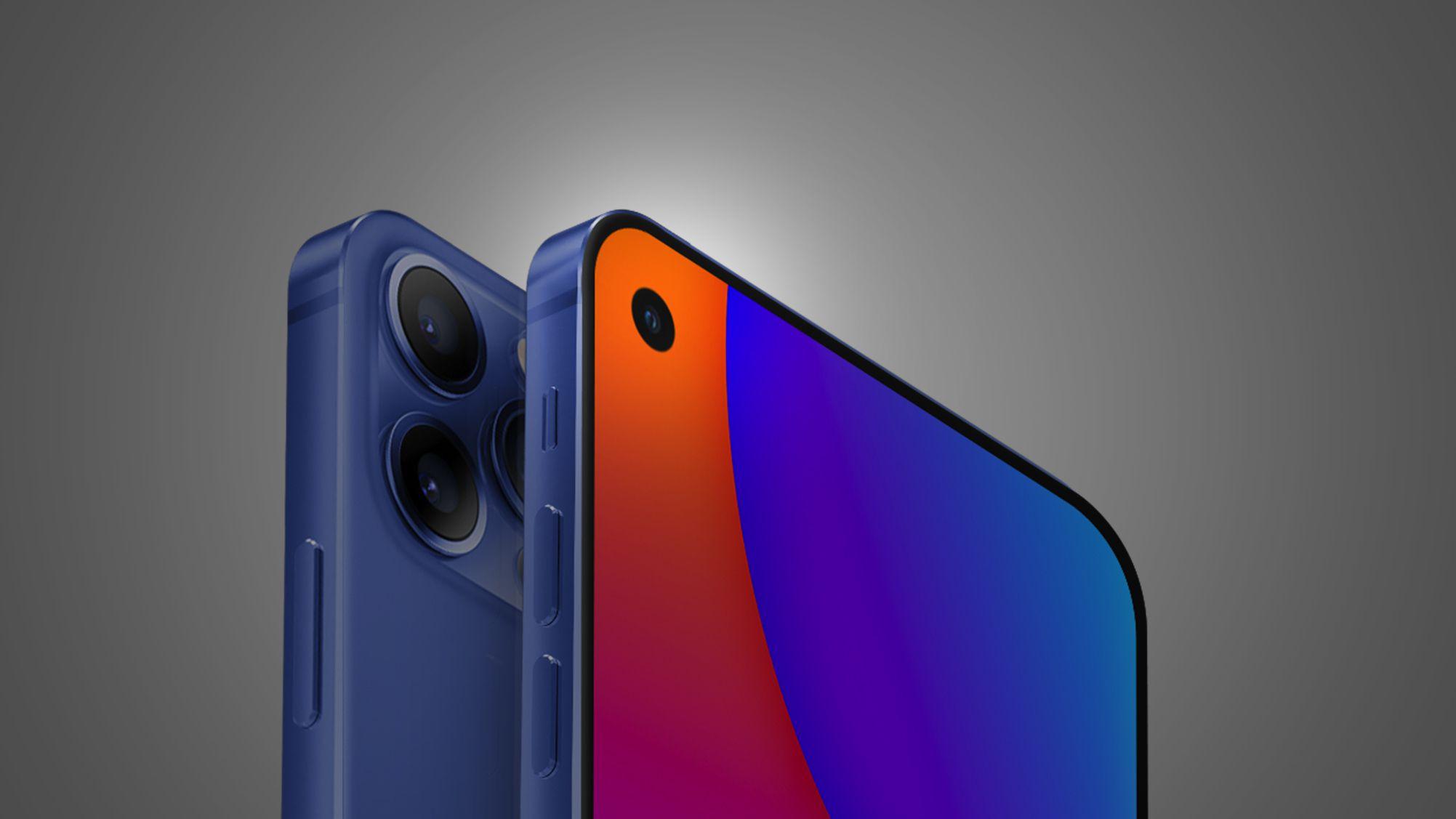 iPhone 14 senza Notch: avrà fotocamera hole-punch