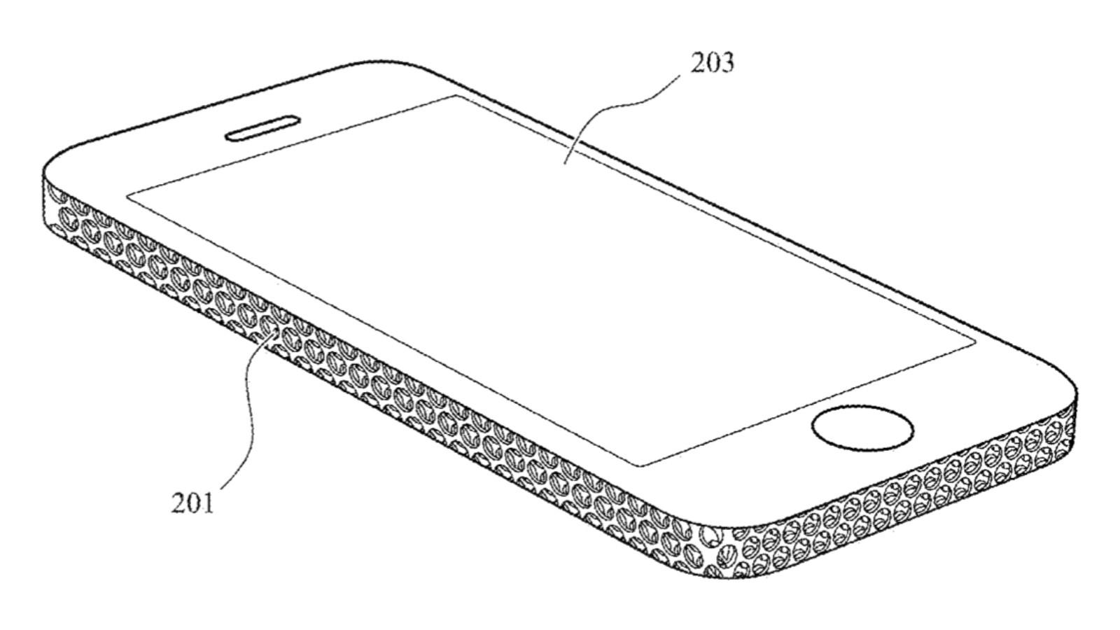 iPhone come Mac Pro - Design - Brevetto Apple