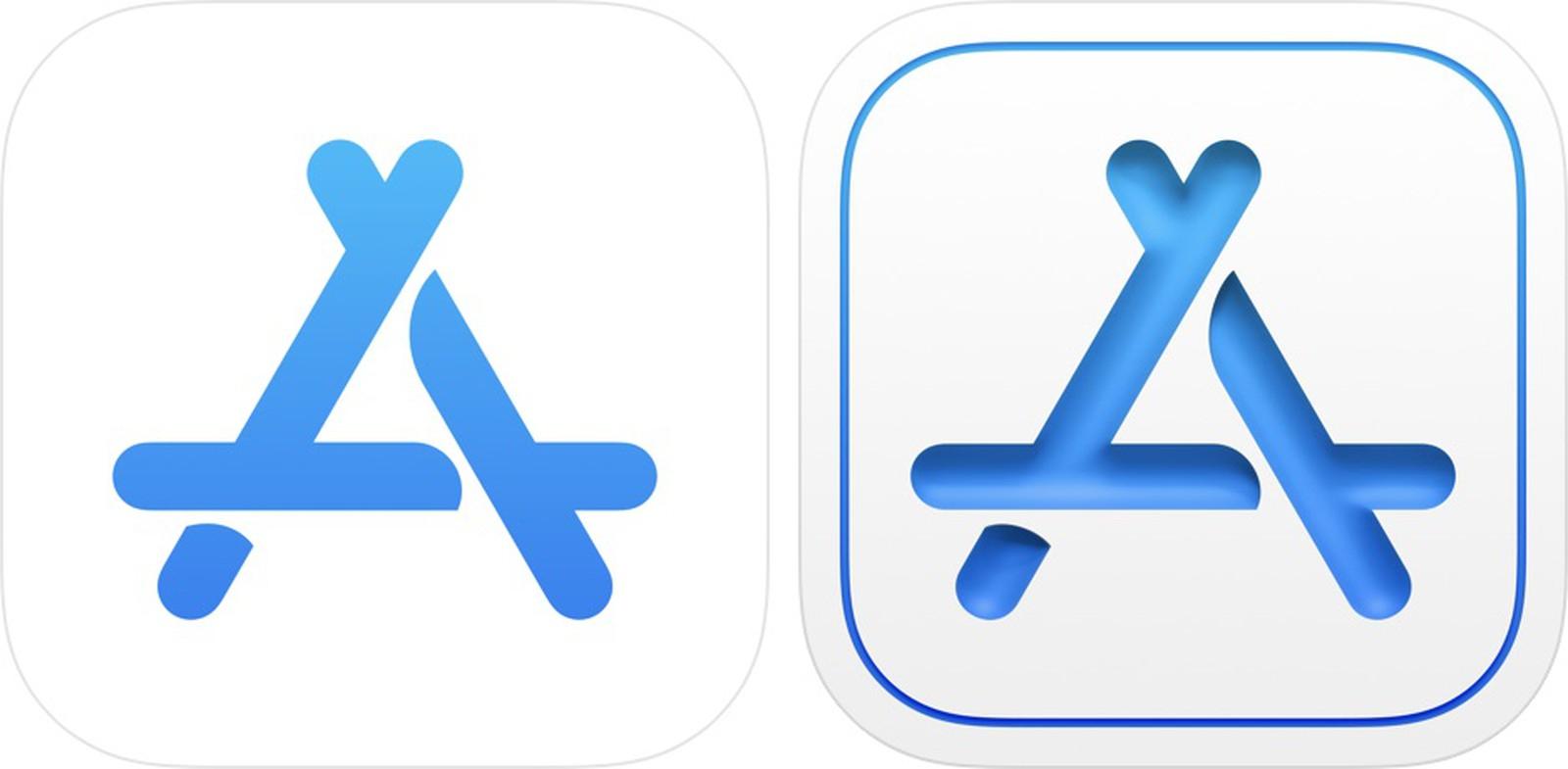App Store Connect Icona - iOS 15