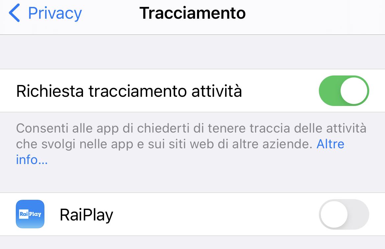 Trasparenza Tracciamento App: Come Funziona