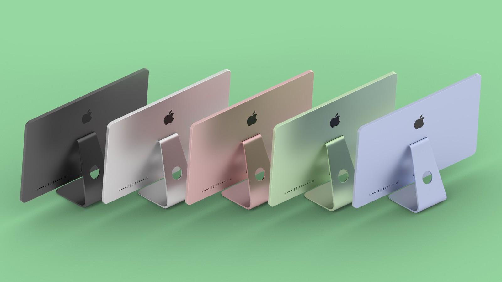 iMac M1: Nuovo Design