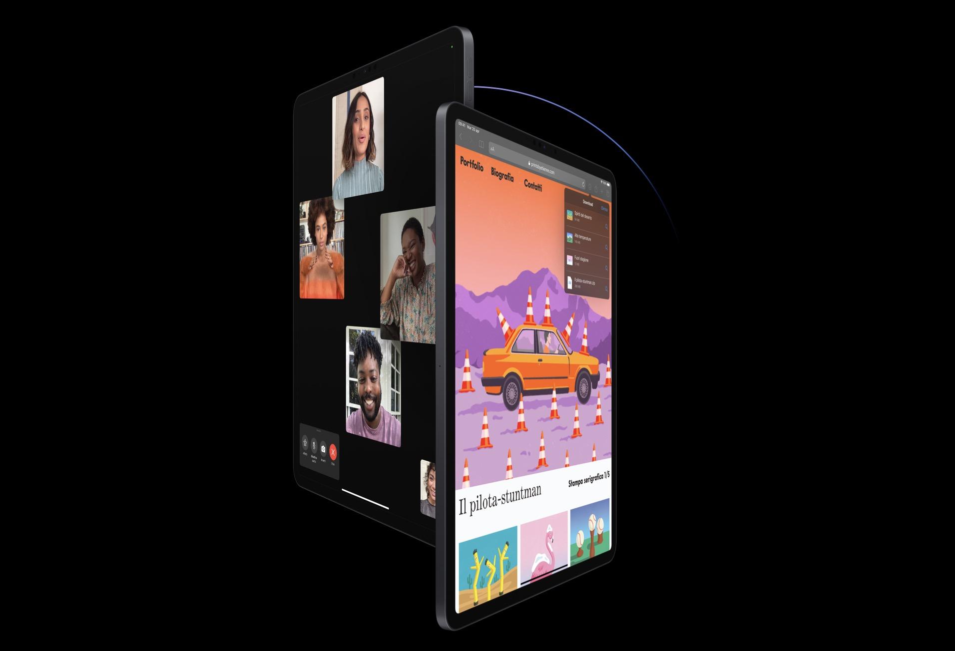 iPad Pro: Connettività