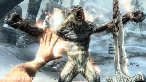 The Elder Scrolls V: Skyrim – nuove informazioni sul sistema di combattimento