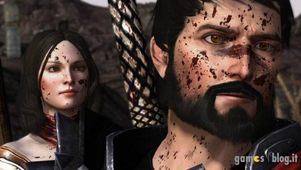 Dragon Age II: immagini dalla demo