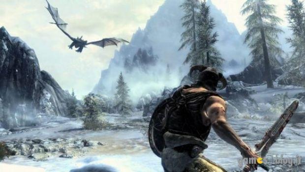 The Elder Scrolls V: Skyrim – primo video di gioco – nuove immagini
