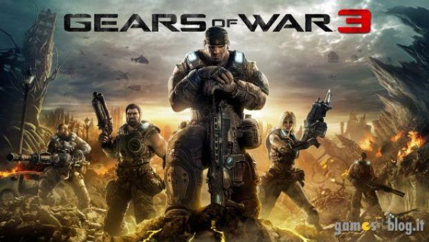 Gears of War 3: svelata la copertina ufficiale – immagini e video dalla beta multiplayer