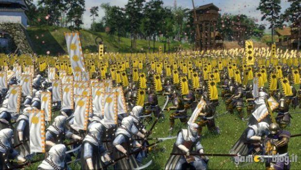 Total War: Shogun 2 nuovamente filmato e fotografato