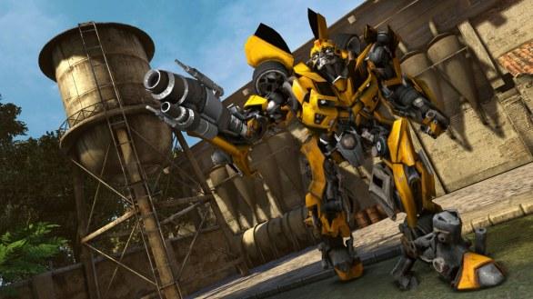 Transformers 3: video e immagini ufficiali