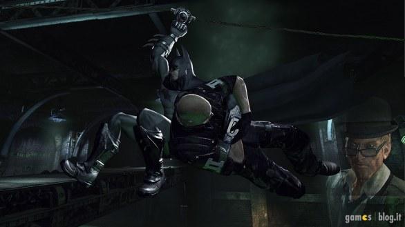 Batman: Arkham City – l'Enigmista in alcune immagini e video di gioco in italiano