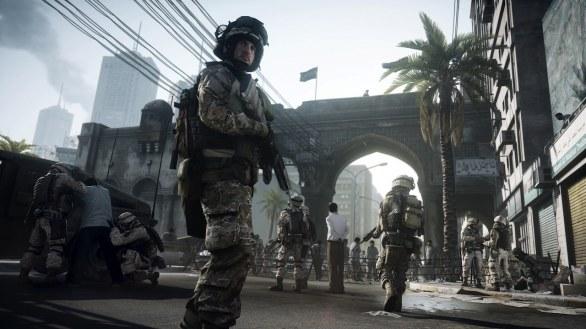 [GDC 11] Battlefield 3 – nuove immagini e primo vero video di gioco