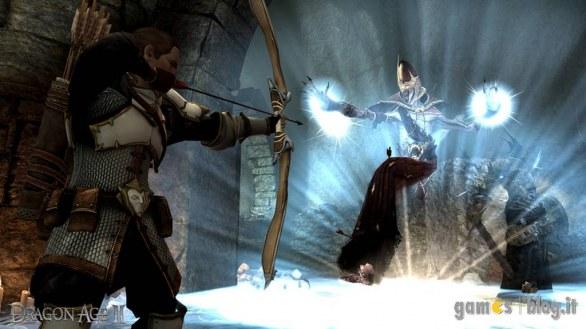 """[GDC 11] Dragon Age II: immagini e video del contenuto aggiuntivo """"The Exiled Prince"""""""