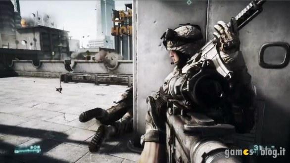 Battlefield 3: nuove immagini e secondo filmato di gioco
