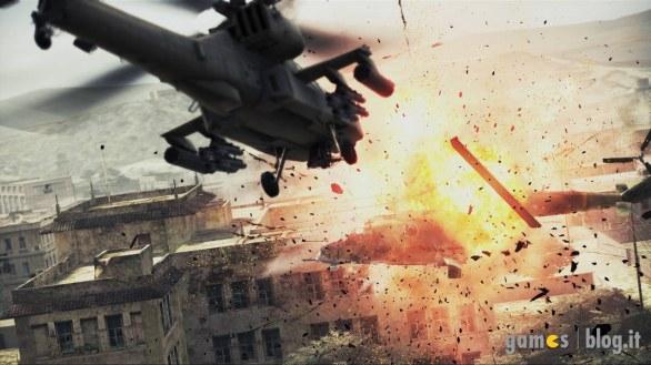 [GDC 11] Ace Combat: Assault Horizon in immagini e video