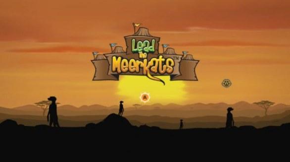 Lead the Meerkats: disponibile la demo del primo simulatore di suricati per WiiWare