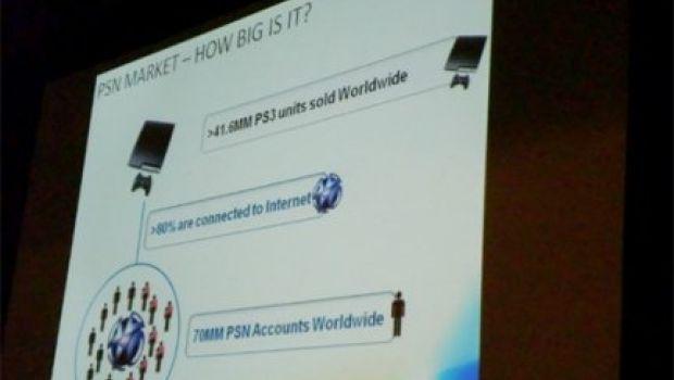[GDC 11] PlayStation 3 oltre i 41 milioni